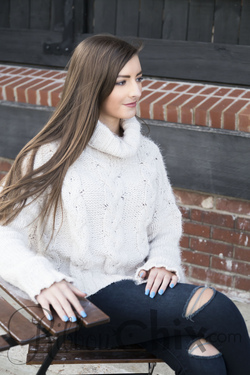 Be Mine Sweater (Beige)