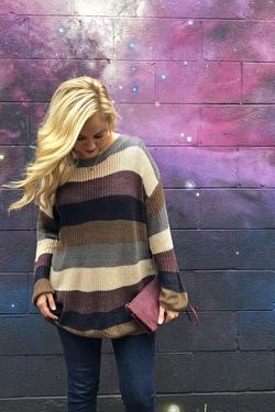 Set Things Straight Sweater