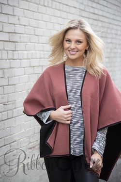 Karyn Wrap II (Dusty Pink)
