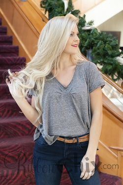 Free People ~ All You Need Top (Moss)