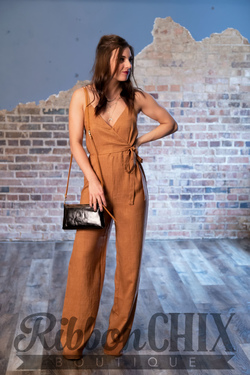 Chic Occurrences Jumpsuit