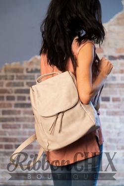 Kerri Oyster Backpack