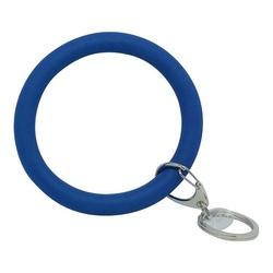 Bracelet Key Ring ~ Indigo Blue