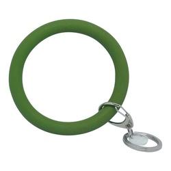 Bracelet Key Ring ~ Army Green