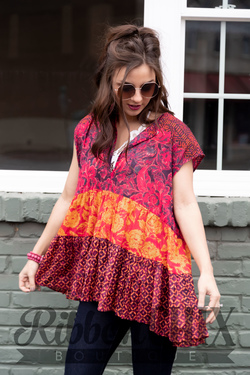 Free People ~ Gotta Have You Tunic