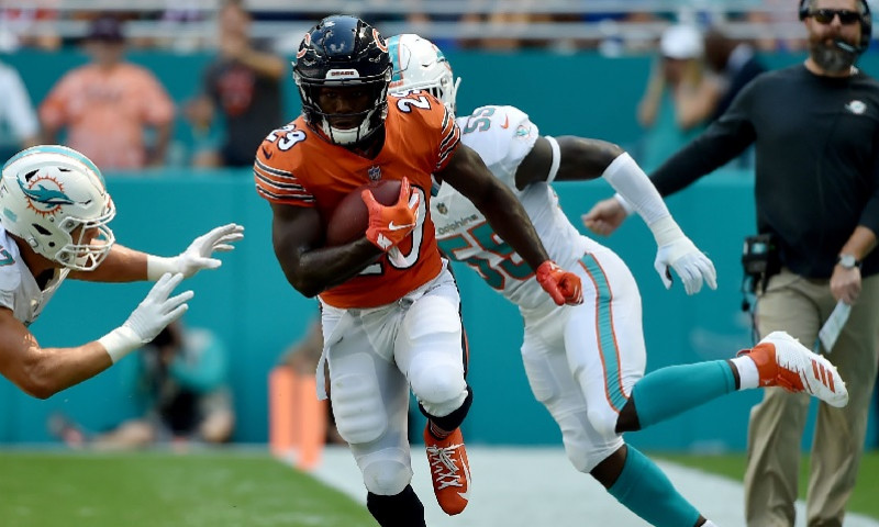 NFL DFS Picks and Strategy: Week 1