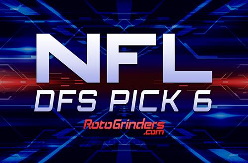Daily Fantasy Football Podcast Rotoworld Dfs Pick 6 Week 1
