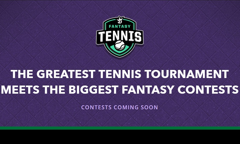 DraftKings Adds Daily Fantasy Tennis