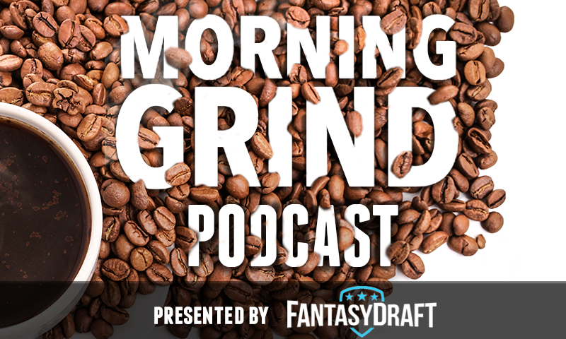 Daily Fantasy Basketball Morning Grind 242019