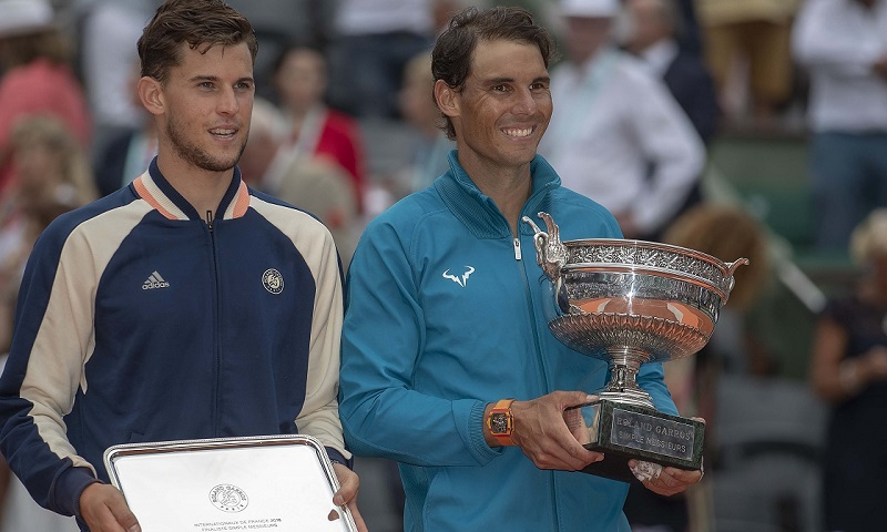 DFS Tennis Concluded for now