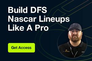 RotoGrinders NASCAR Premium