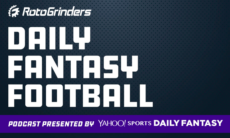 Nfl Wild Card Round Dfs Ogs Daily Fantasy Football Podcast