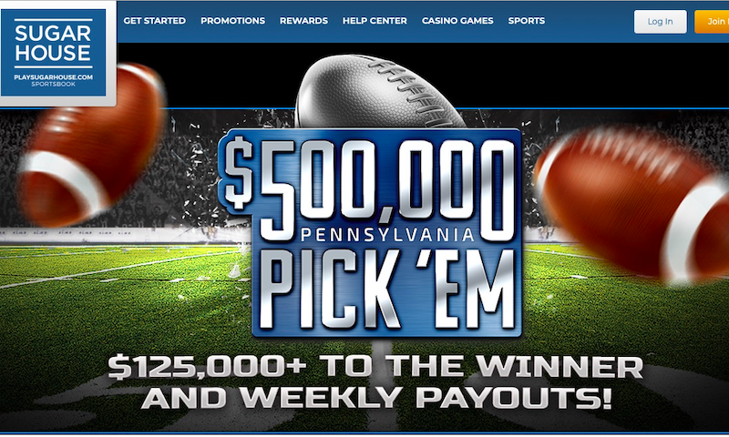 Sports betting pick em top 10 offshore betting sites