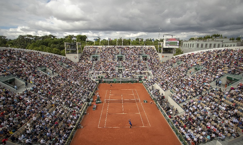 Notes and Thoughts- French Open Tennis Day 6