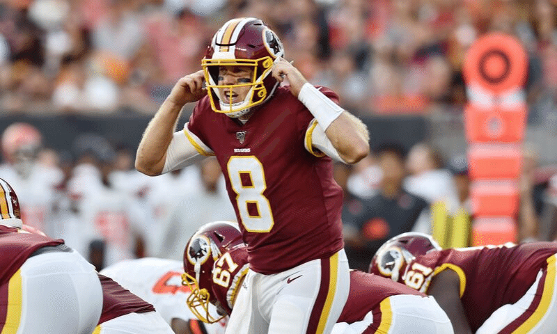 online store 8edb9 19b2a NFL Week 3 Betting: Best Bets for Bears at Redskins