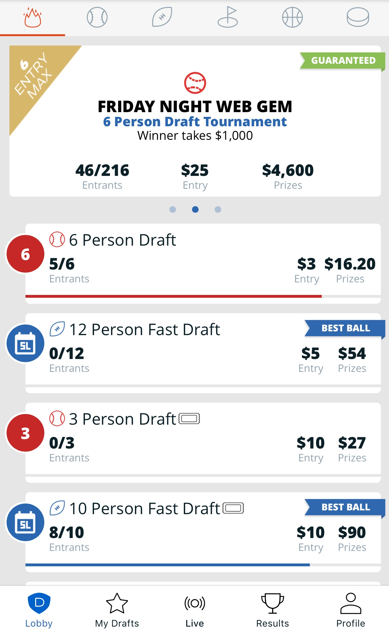 DRAFT Review - Draft com - Best Signup Bonus