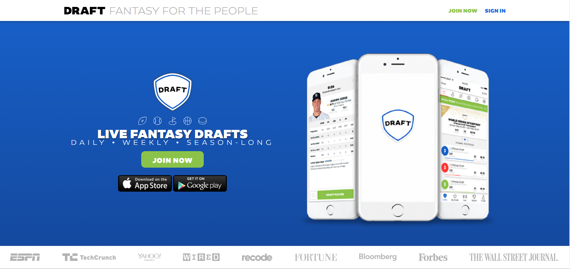 DRAFT Review - Draft com - Best Signup Bonus