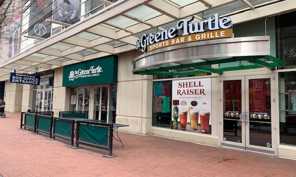 The Greene Turtle – Washington, D.C.