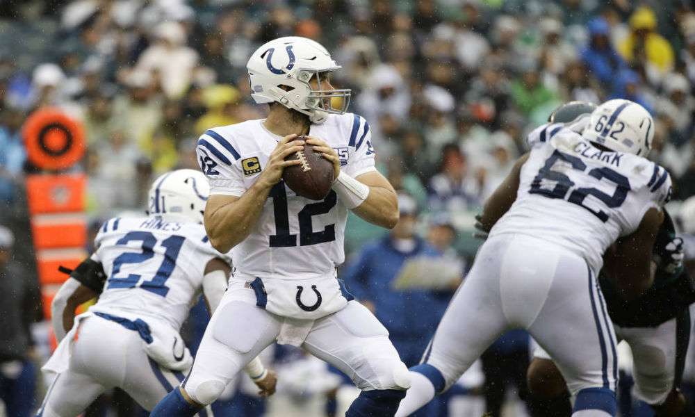 Colts Andrew Luck
