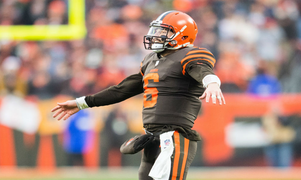 NFL Odds: One NJ Sportsbook Has Big Liability On Browns To