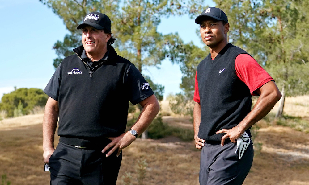 Tiger vs. Phil Betting Odds, Tips & Advice