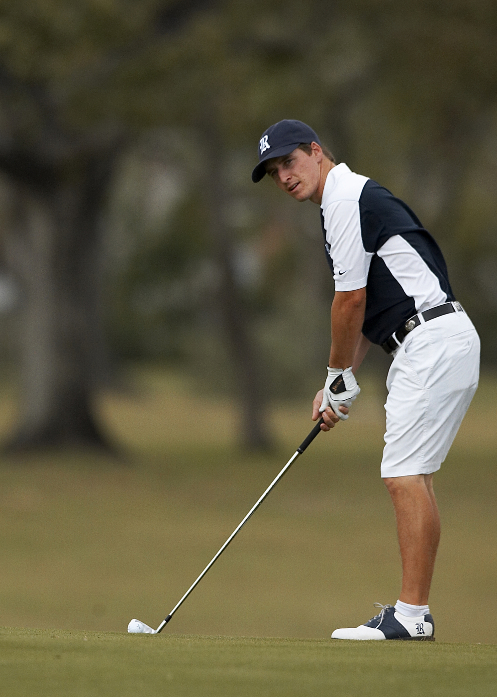 Christopher Brown was named the C-USA Male Golfer of the Week.
