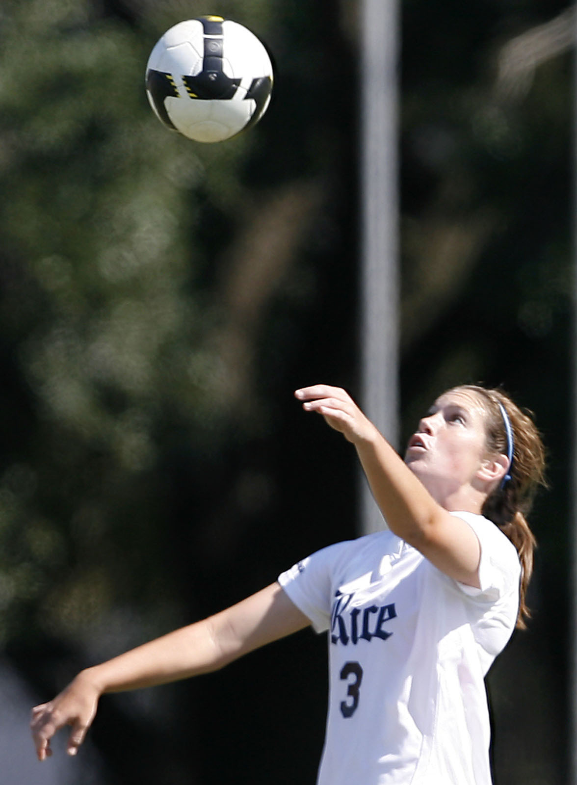 <b>Heads-up! The Rice soccer season starts Friday (Aug. 20) in Waco.</b>