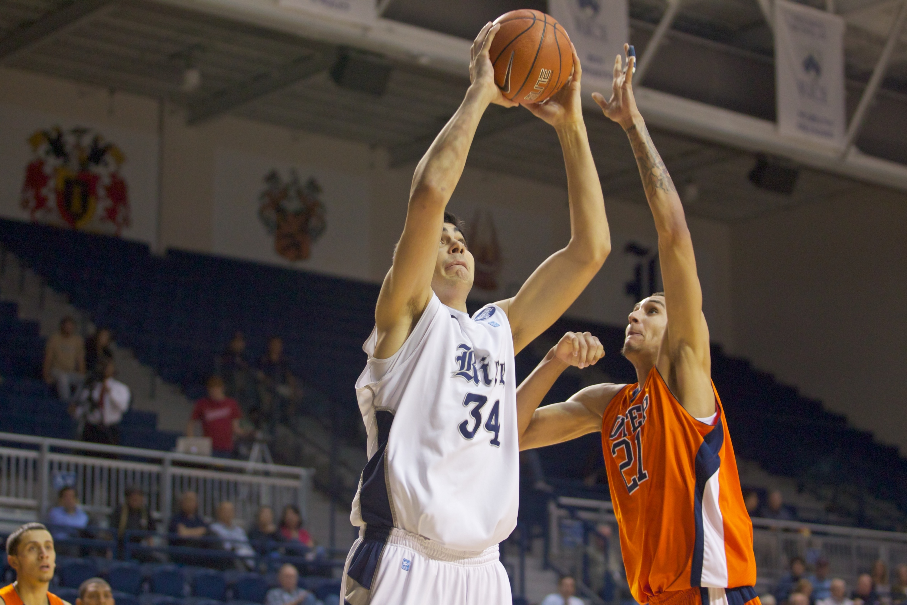 Rice will look to improve on its conference standing Wednesday in El Paso.