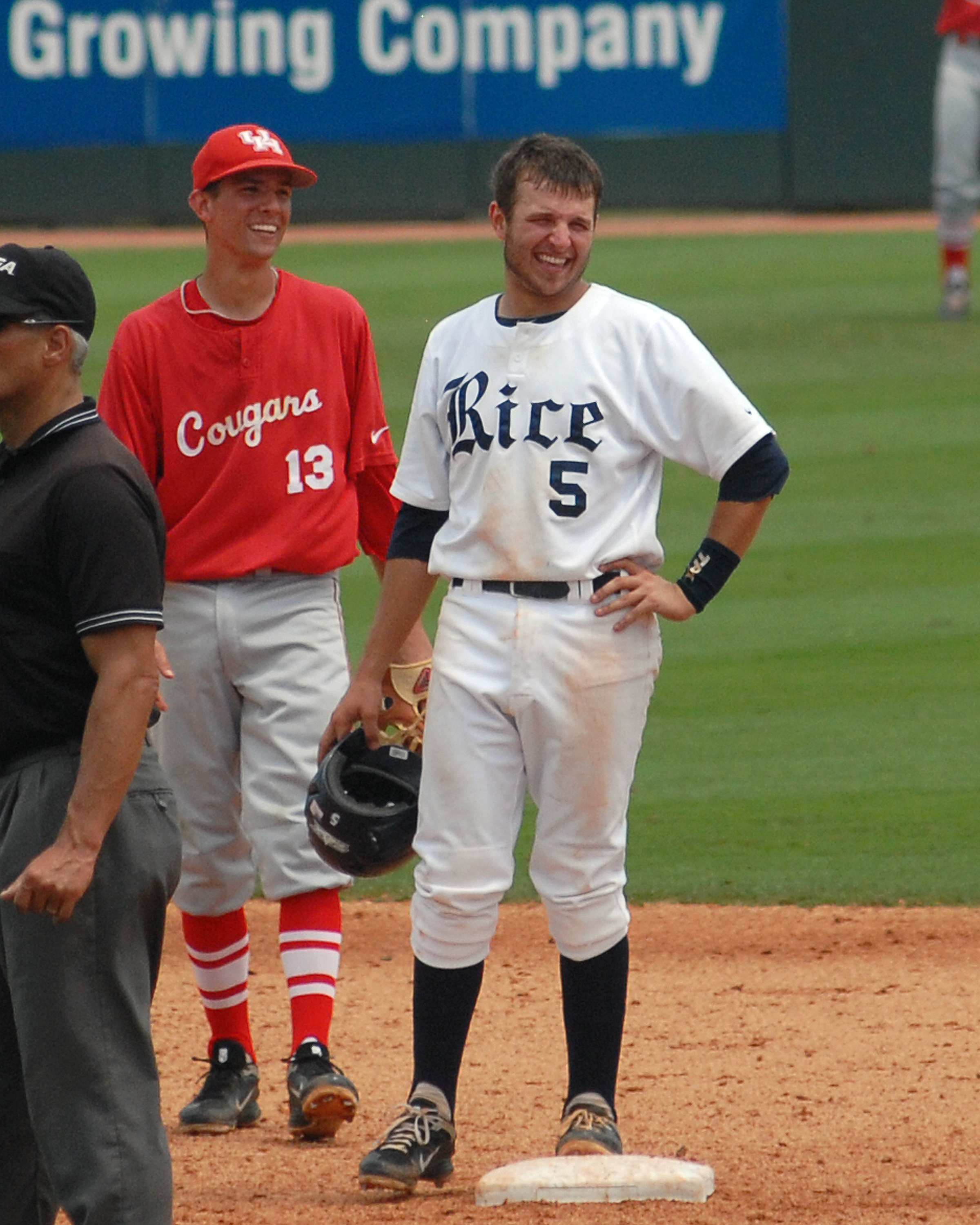 <b>Check out Rice baseball's exhibitions this fall.</b>