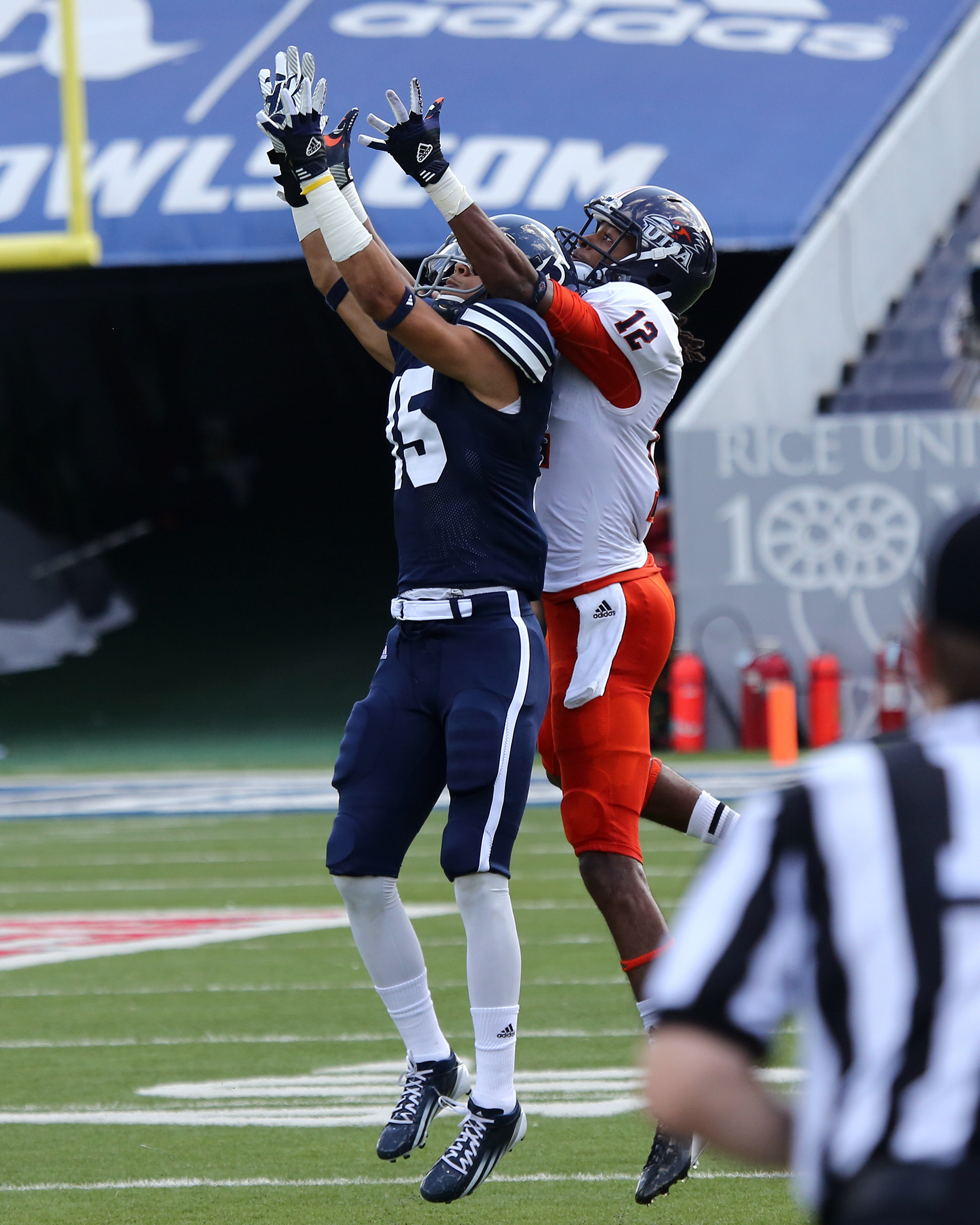 Phillip Gaines was second in the nation with 18 pass breakups.