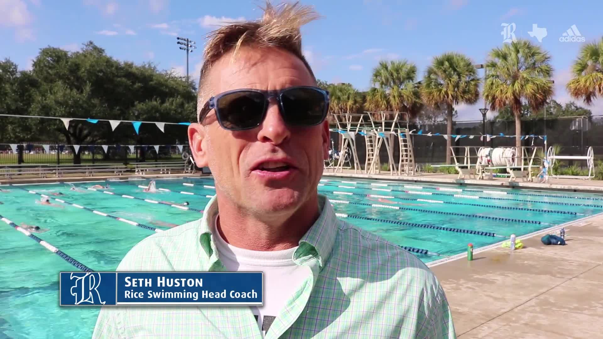 Coach Huston Previews FAU Invitational
