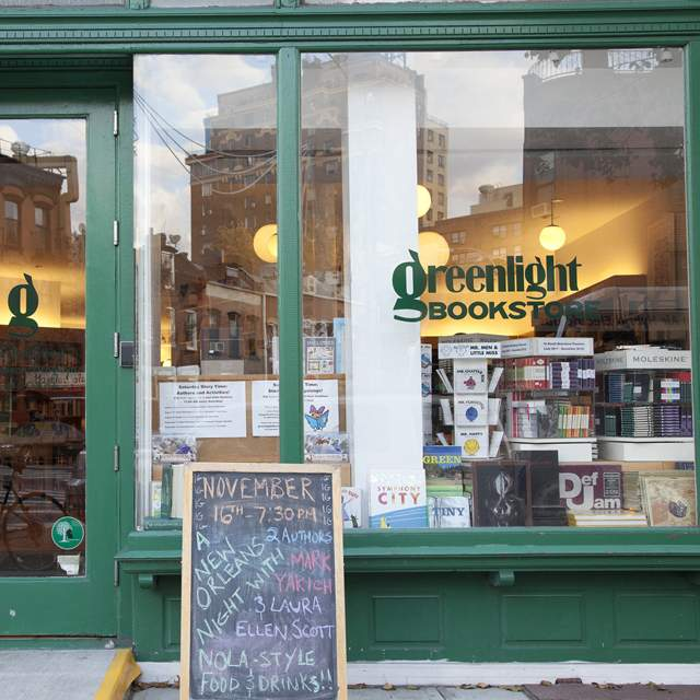 bookstores in nyc