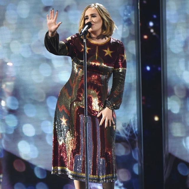 Adele's dress