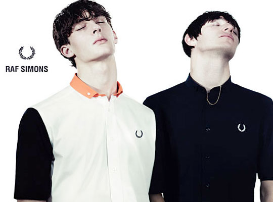 Fred Perry collaboration