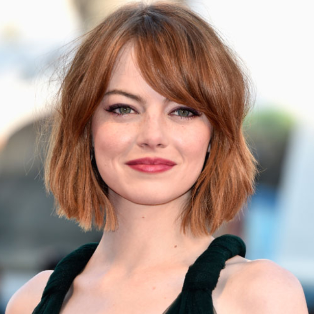 lob hairstyle trend