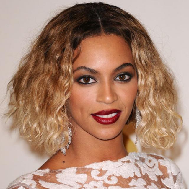 Beyonce Lob Haircut