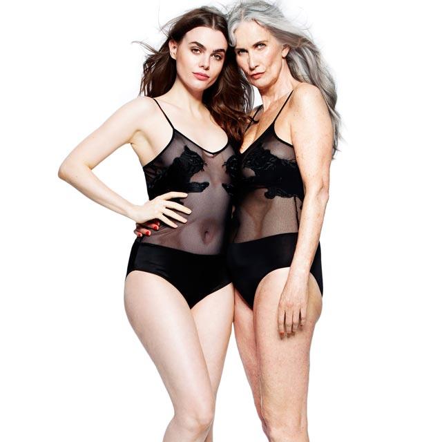 female body image