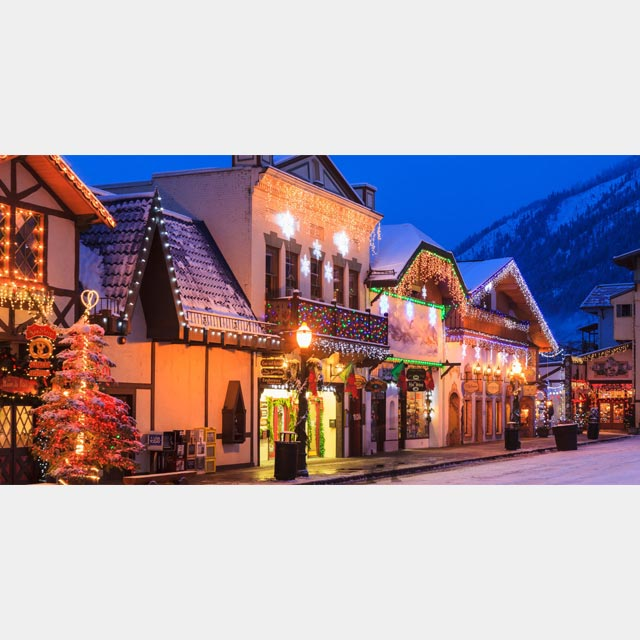 best christmas towns in the world