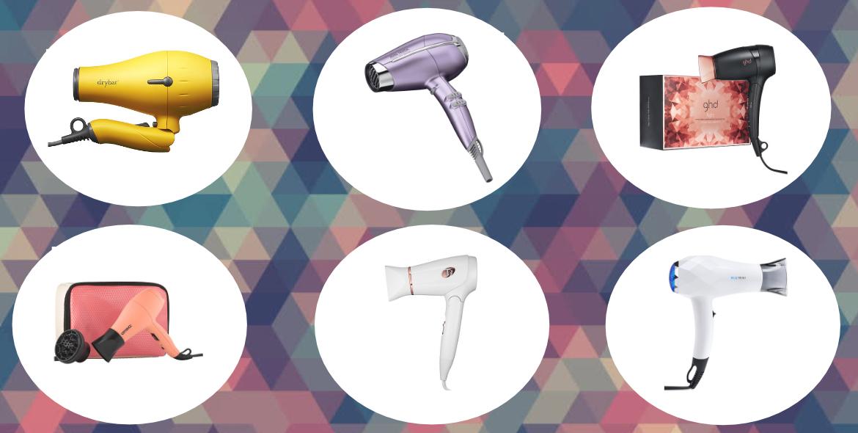 travel hair dryers