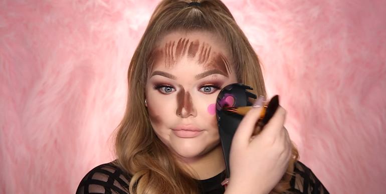 bizarre makeup