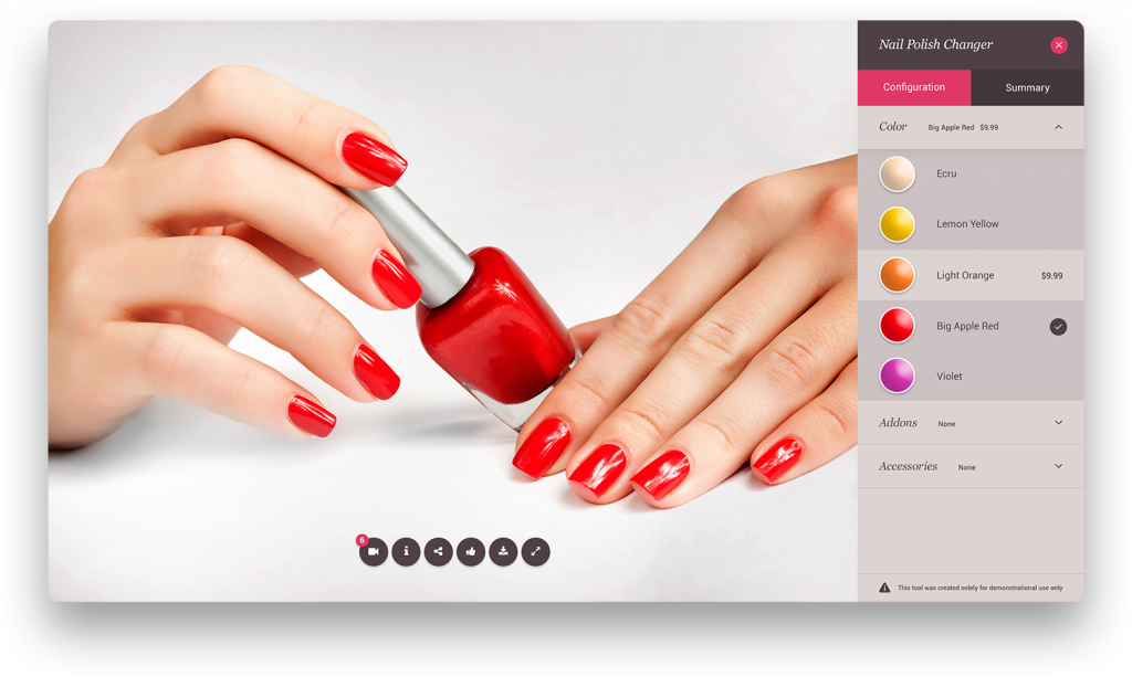 virtual design tool