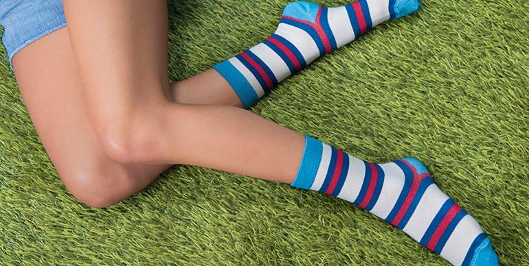 trouser socks