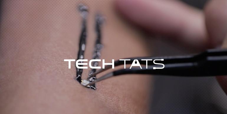 body art technology