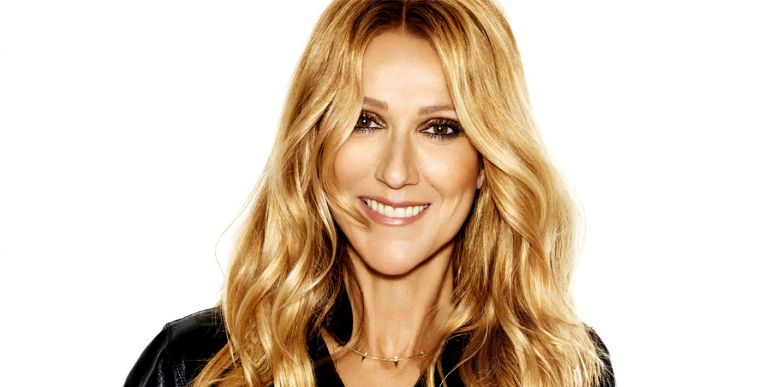 Céline Dion's new accessories line
