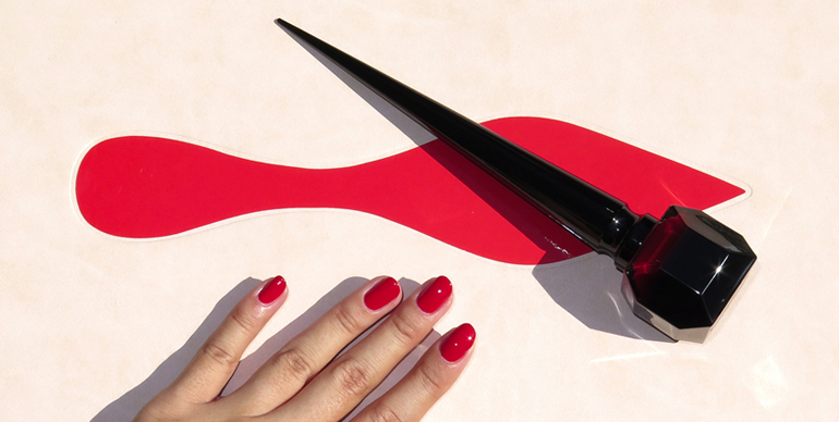 Louboutin nail polish