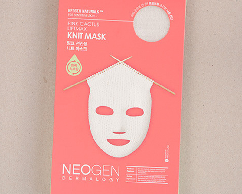 knit face masks