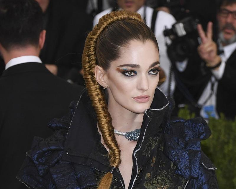 met gala hair looks