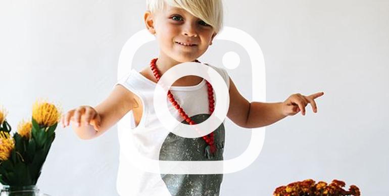 stylish kids on instagram