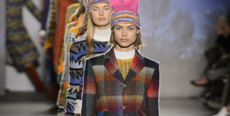Missoni's Fall 2017 Ready-To-Wear Collection