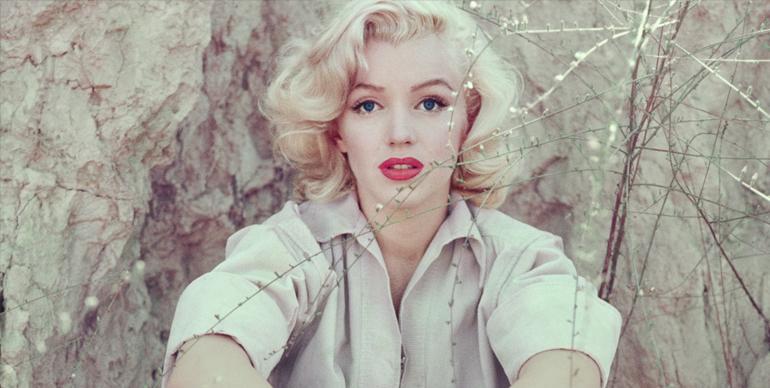 Marilyn Monroe beauty transformation